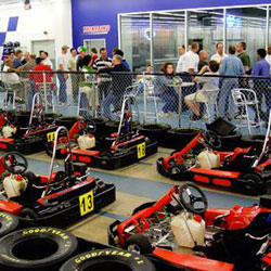 Track 21 Indoor Karting